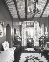 Interior by Elsie de Wolfe
