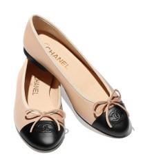 Chanel Lambskin Ballerinas