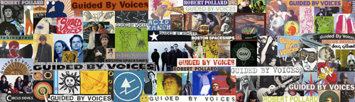 Guided By Voices collage