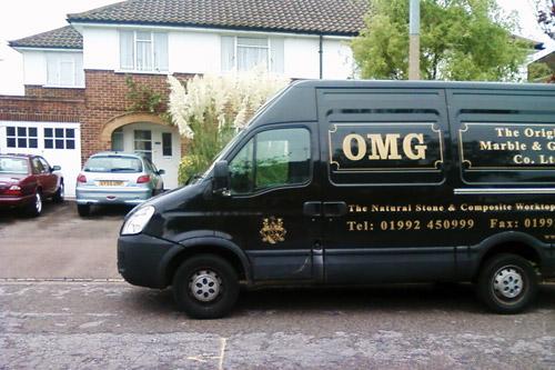 OMG Van