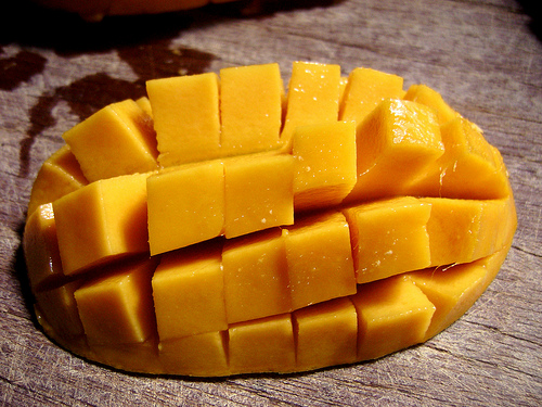 mangoes - top 10 healthiest fruits image