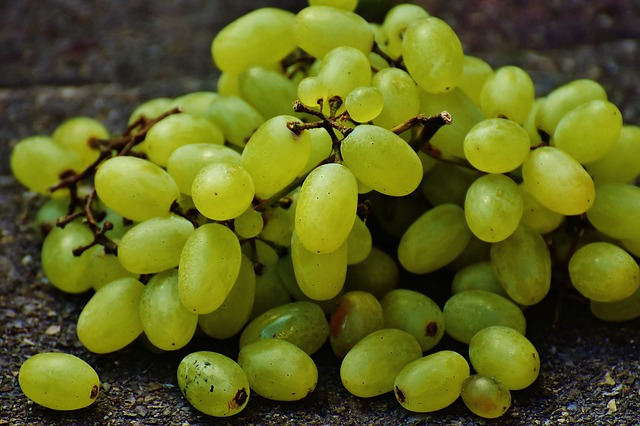 grapes - top 10 healthiest fruits image