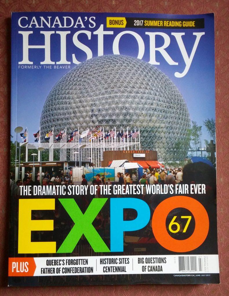 Publicite Expo-67