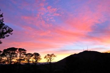 Sunset Mt Dandenong