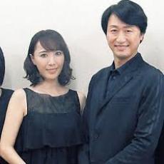 喜多村緑郎さんと貴城けいさん