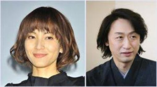 鈴木杏樹と喜多村緑郎の写真