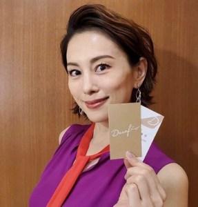 米倉涼子の写真