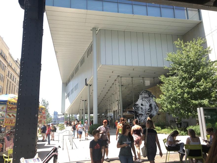 IMG 1682 - ニューヨーク美術館巡り/本場ブロードウェイミュージカル体験記