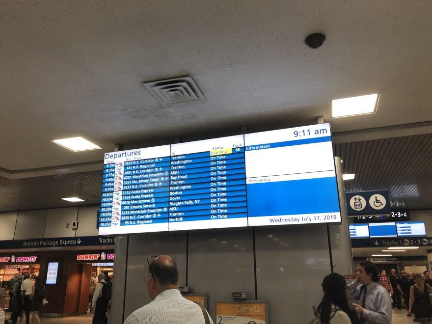 IMG 8060 - アメリカ東海岸アムトラック列車旅/絶品フィリーチーズステーキ