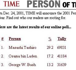 10 - 【上級編】TIME - Person of the Year 2020を英語で読み解く