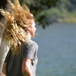 「(髪の)躍動感」は英語で何て言うの?