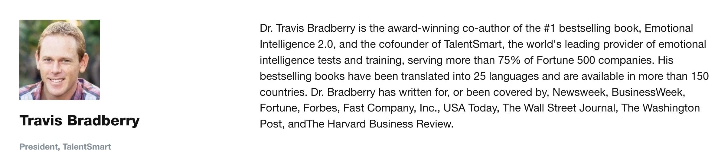 Dr.Travis