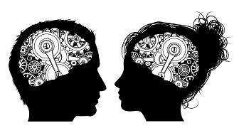 女性の怒り 脳米