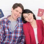 国際結婚ビザから永住