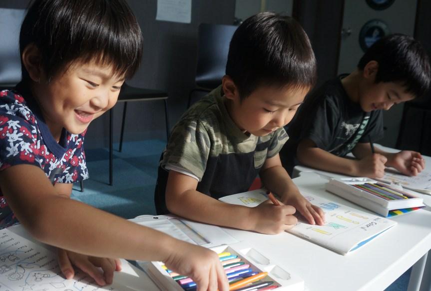 英会話幼児クラス