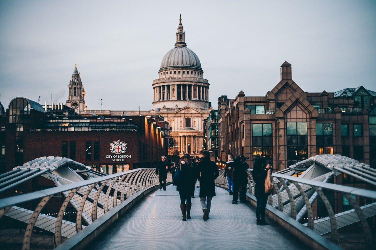 ロンドン市内