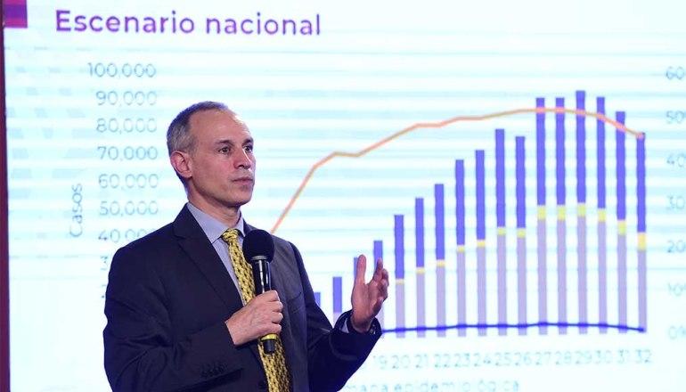 20200821 Conferencia de prensa-informe diario sobre coronavirus covid-19 en México 591