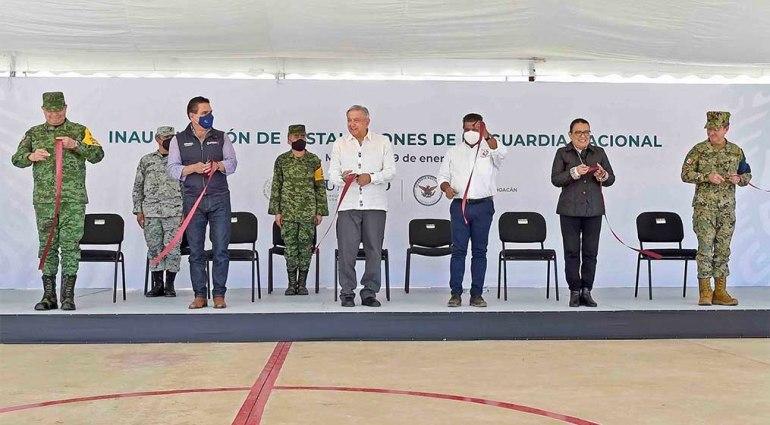 20210109-Inauguracioin-de-Instalaciones-de-la-Guardia-Nacional-en-Cotija-de-la-Paz-Michoacain-39