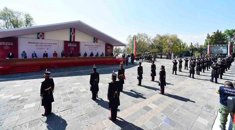 20210209 Marcha de la Lealtad, 108 Aniversario 05