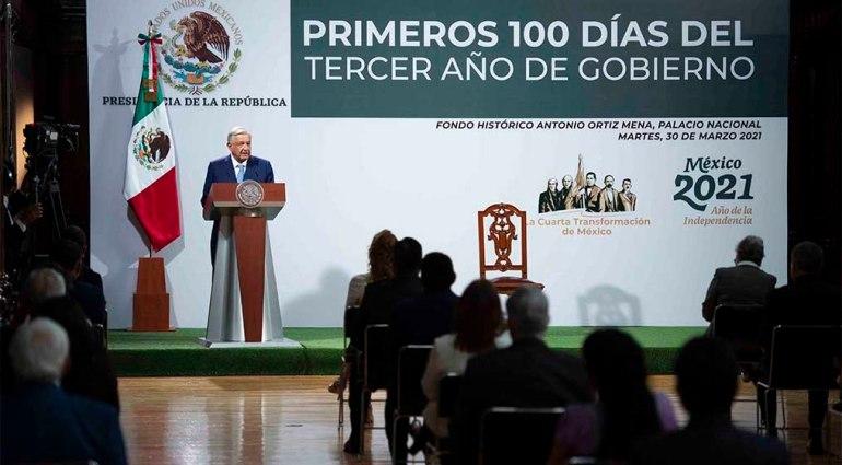 20210330 Primeros 100 días del Tercer Año de Gobierno 04