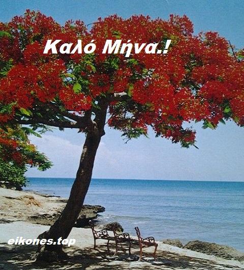 Εικόνες για καλό μήνα από το eikones.top