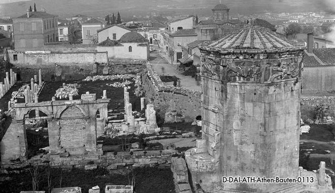 Αθήνα:Φωτογραφίες μιας άλλης εποχής(εικόνες+βίντεο)