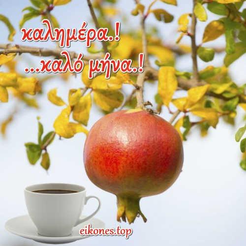 Καλό μήνα σε όλους-Τυχερός,δημιουργικός και καλοτάξιδος  με eikones top!