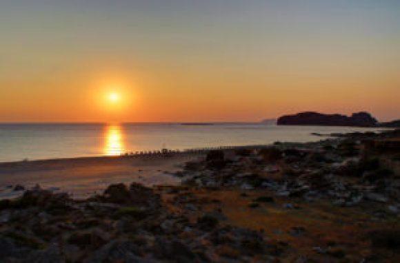 όμορφα ηλιοβασιλέματα της Κρήτης,eikones.top