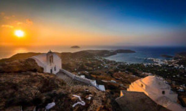 Σέριφος-Μάνη-Αμοργός: Ανάμεσα στα ομορφότερα μεσογειακά καταφύγια για τους Financial Times