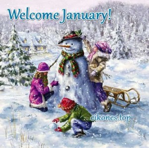 Read more about the article Εικόνες για: Welcome January.!