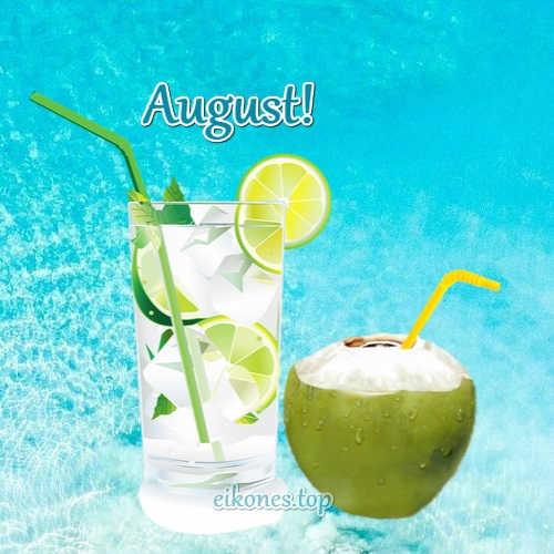 Εικόνες για welcome Αugust- Hello August!