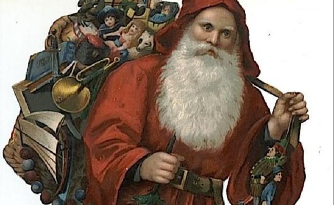 Πώς ο Αγιος Νικόλαος έγινε Αϊ-Βασίλης