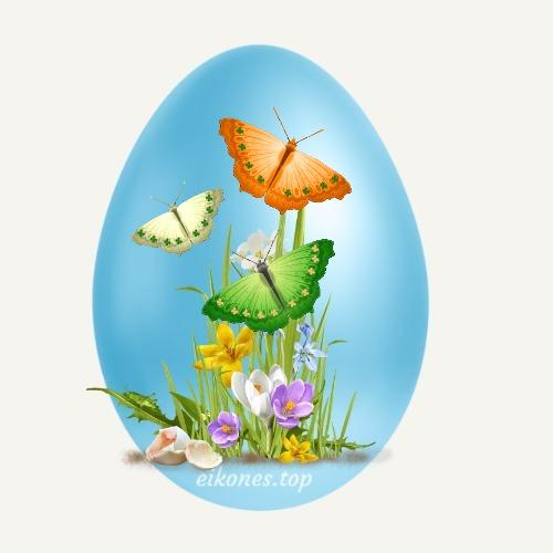 Πασχαλινά αυγά-eikones,top