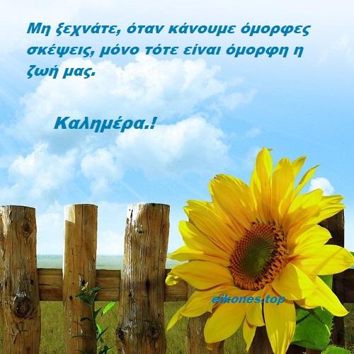 Καλοκαιρινές Εικόνες Με Λόγια Για Καλημέρα.!-eikones.top