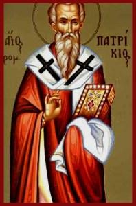 Read more about the article Μνήμη του Αγίου ιερομάρτυρος Πατρικίου , επισκόπου Προύσης 19 Μαΐου