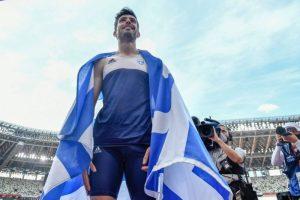 Read more about the article Μίλτος Τεντόγλου: Χρυσός Ολυμπιονίκης στο μήκος με τελευταίο άλμα στα 8,41