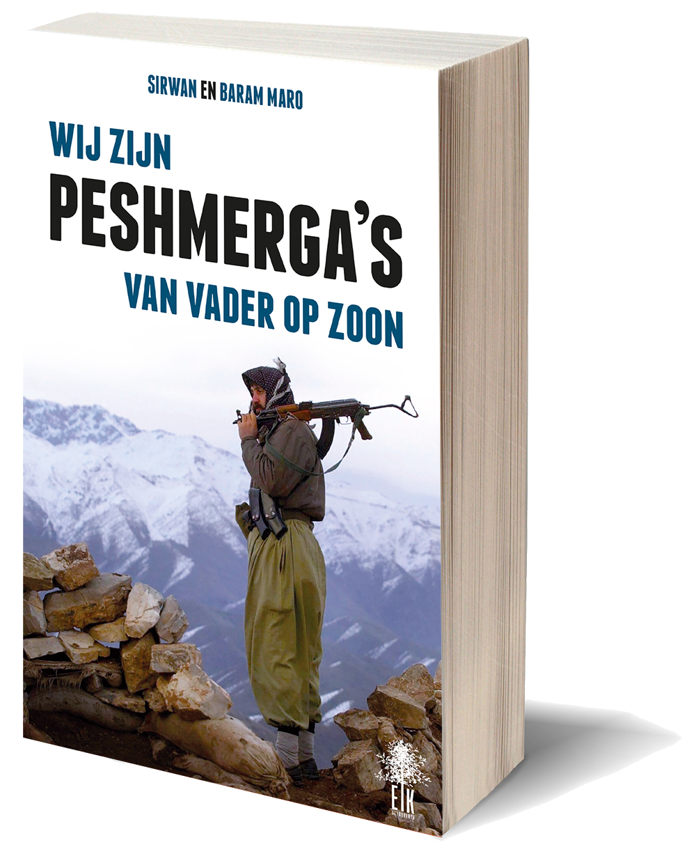 Wij zijn Peshmerga's van vader op zoon