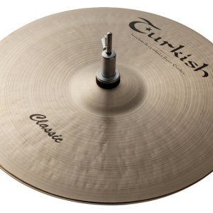 "Turkish Classic 14"" Hi-Hat"