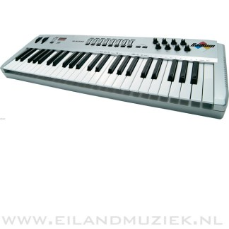 M-Audio Radium-49 MIDI-controller