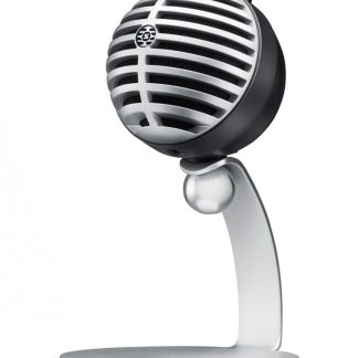 Shure MV5 Grey USB en IOS microfoon