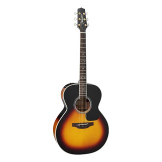 Takamine P6N Brown Sunburst Gloss