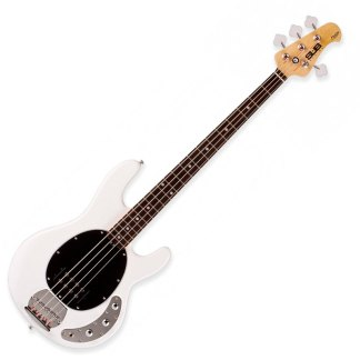 Musicman Sterling Sub RAY4 WH