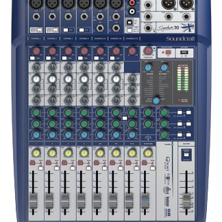 Soundcraft Signature 10 Analoge Mixer