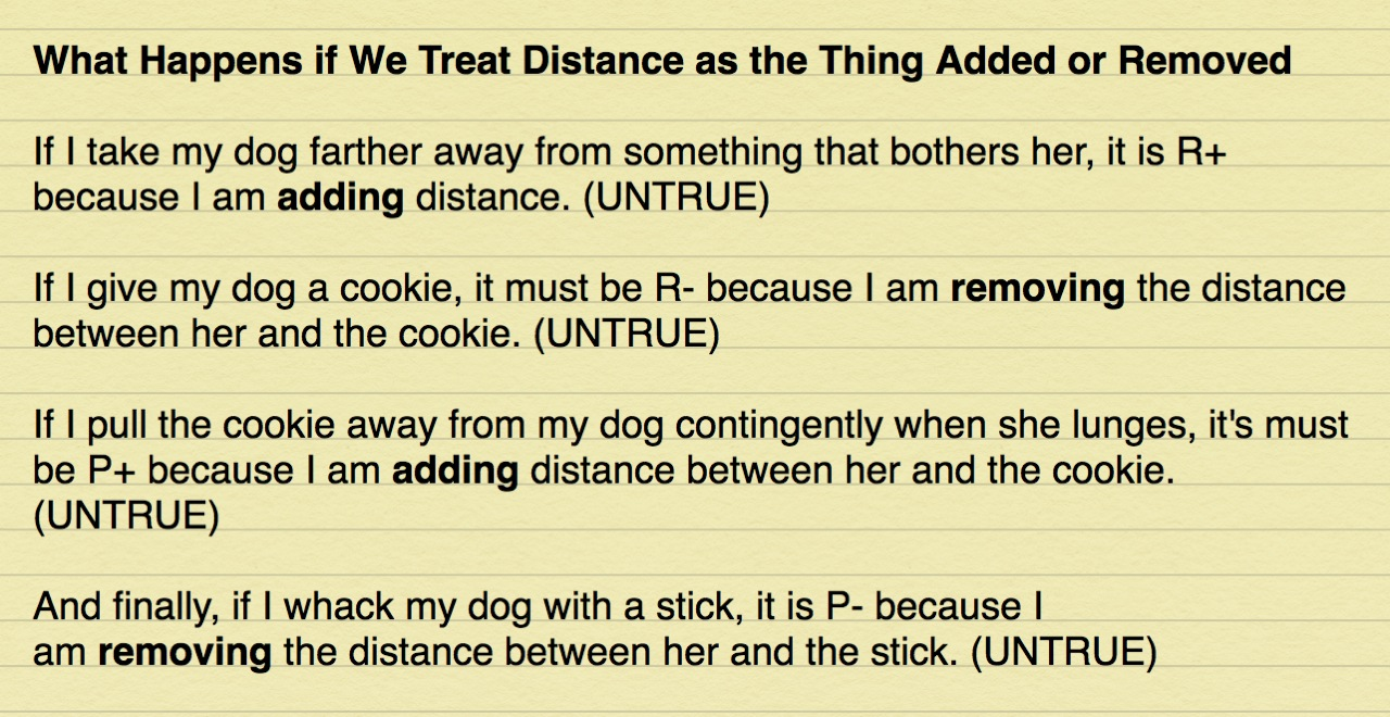 Leaving The Scene Clarifying The Science Of Negative Reinforcement