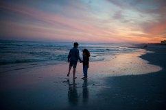 Beach-child-sibling-sunset-landscape-photography-Ritz-hotel-Fernandina-Beach-St Mary's GA-Kingsland GA-Jacksonville Beach FL-Amelia Island FL-Fernandina Beach FL-photographer