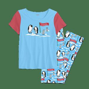 Greetings Pajama Set