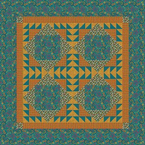 Whimsey Quilt