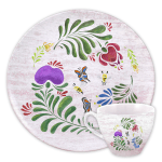 Folk Art Table-top
