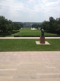 Formal grounds of the Nelson-Atkins Museum of Art