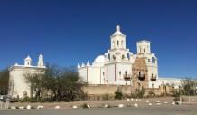 San Xavier del Bac near Tucson
